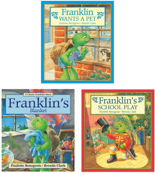 Read Free Franklin Wants A Pet  Franklin U0026 39 S Blanket  And