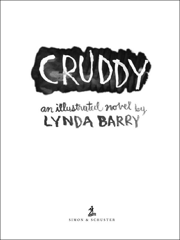 cruddy book
