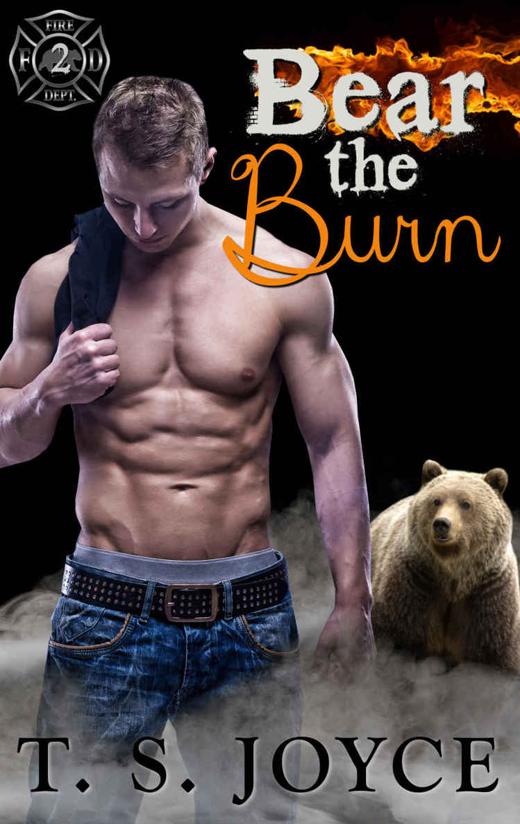 READ FREE Bear the Burn (Fire Bears Book 2) online book in english